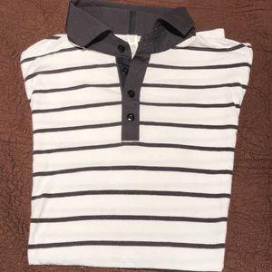 Lululemon Athletica Polo Shirt
